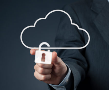 secure cloud storage