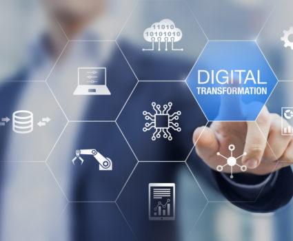 Digital transformation project